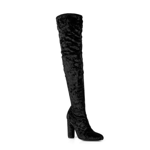 deb00023d88 Murray-06 Over the Knee Women s High Heel Boots